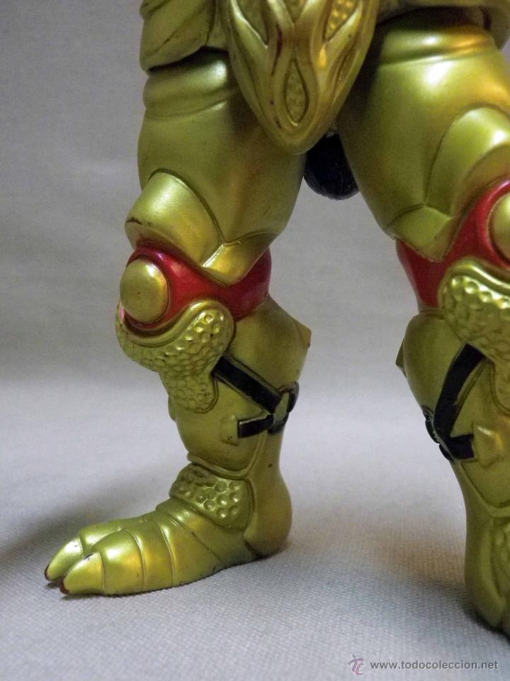 Figuras y Muñecos Power Rangers: GOLDAR, VILLANO DE LOS POWER RANGERS, BANDAI, 1993, 21 cm - Foto 6 - 40761329