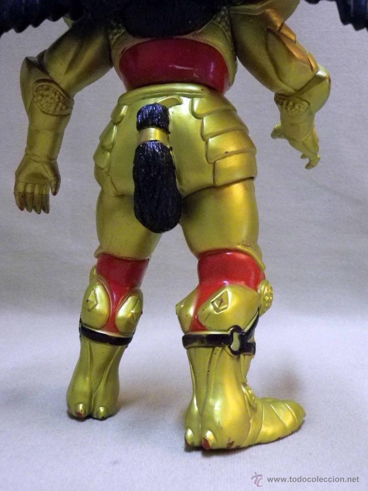 Figuras y Muñecos Power Rangers: GOLDAR, VILLANO DE LOS POWER RANGERS, BANDAI, 1993, 21 cm - Foto 9 - 40761329