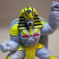 Figuras y Muñecos Power Rangers: FIGURA DE PLASTICO, POWER RANGERS, KING SPHINX ALIEN, BANDAI 1993, 7 CM. Lote 40769118
