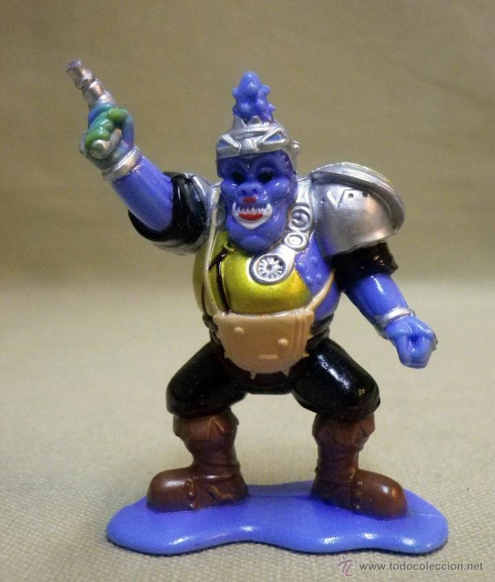 Figuras y Muñecos Power Rangers: FIGURA DE PLASTICO, POWER RANGERS, PERSONAJE, BANDAI 1993, 7 CM - Foto 2 - 40769139