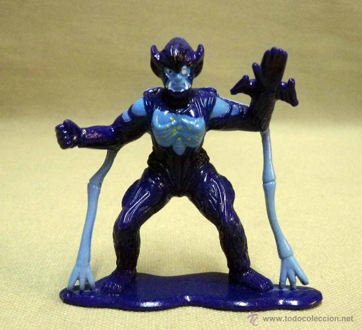 Figuras y Muñecos Power Rangers: FIGURA DE PLASTICO, POWER RANGERS, PERSONAJE, BANDAI 1993, 7 CM - Foto 2 - 40769151