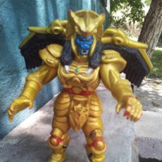 Figuras y Muñecos Power Rangers: GOLDAR, VILLANO DE LOS POWER RANGERS, BANDAI, 1993, 21 CM. Lote 44460247