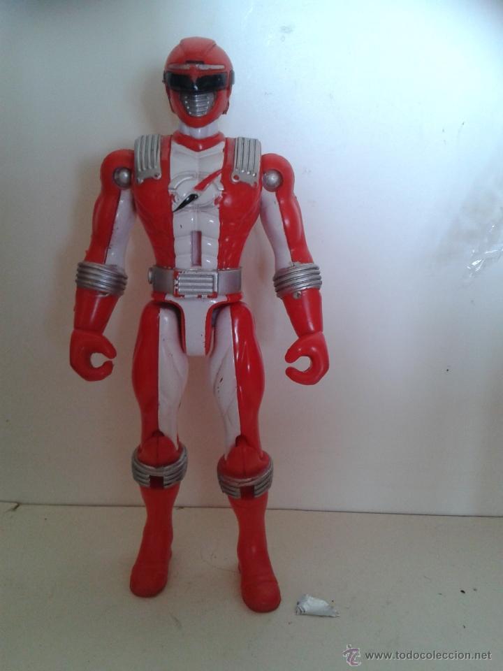 FIGURA BANDAI DEL 2005 - POWER RANGERS (Juguetes - Figuras de Acción - Power Rangers)