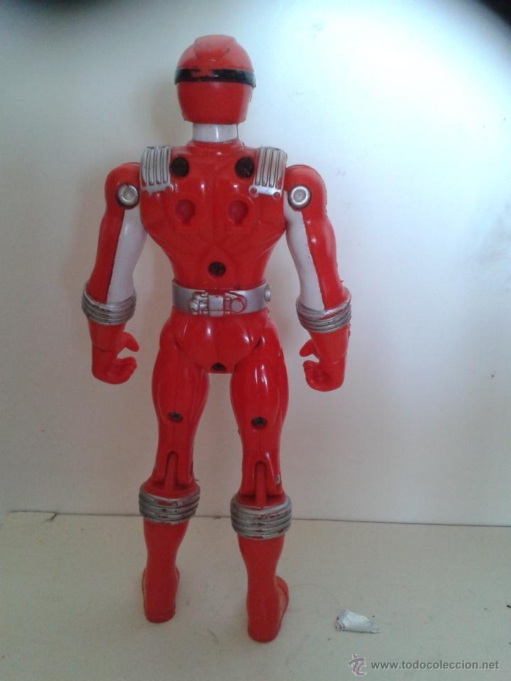Figuras y Muñecos Power Rangers: Figura bandai del 2005 - power rangers - Foto 2 - 45240766