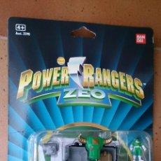 Figuras y Muñecos Power Rangers: POWER RANGERS ZEO ZORD MICRO PLAYSET. Lote 46919394