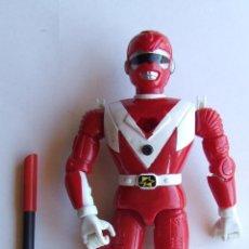 Figuras y Muñecos Power Rangers: POWER RANGER GIGANTE TAMAÑO GRANDE 25 CM. Lote 47819973