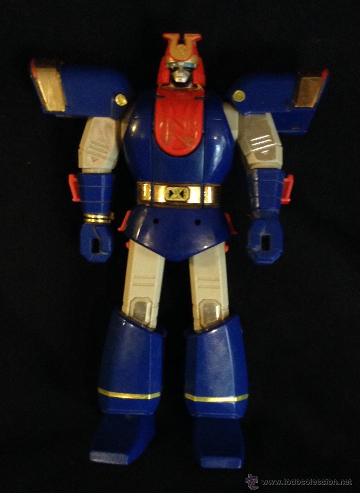 MUÑECO FIGURA DE BANDAI 95 POWER RANGERS DELUXE AUTO-MORPHIN NINJOR MEGAZORD 1995 (Juguetes - Figuras de Acción - Power Rangers)