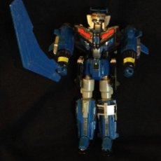 Figuras y Muñecos Power Rangers - muñeco figura de bandai 99 power rangers Deluxe Stratoforce megazords 5 zords 1999 lost galaxy - 49234255