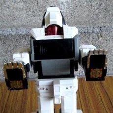 Figuras y Muñecos Power Rangers: ROBOT - FIGURA POWER RANGERS TIGERZORD WHITE BANDAI 94 MADE IN THAILAND - FUNCIONA. Lote 49345931
