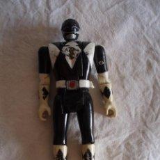 Figuras y Muñecos Power Rangers: POWER RANGER NEGRO, BANDAI 1993. Lote 51048677