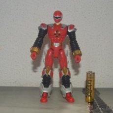 Figuras y Muñecos Power Rangers: MUÑECO FIGURA POWER RANGER ROJO BANDAI 2003. Lote 51310954