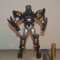 Figuras y Muñecos Power Rangers: CN MUÑECO FIGURA POWER RANGERS NEGRO DINO RANGERS BANDAI 2007. Lote 51431663