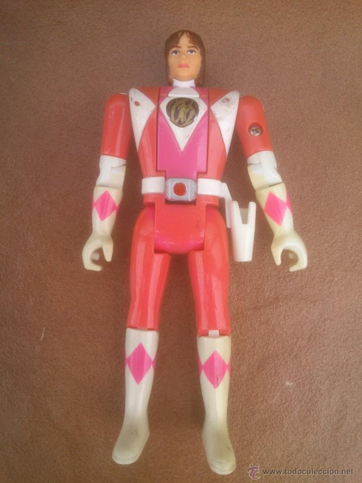 POWER RANGERS.BANDAI 1993 (Juguetes - Figuras de Acción - Power Rangers)