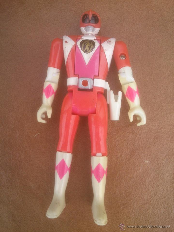 Figuras y Muñecos Power Rangers: POWER RANGERS.BANDAI 1993 - Foto 2 - 101545694
