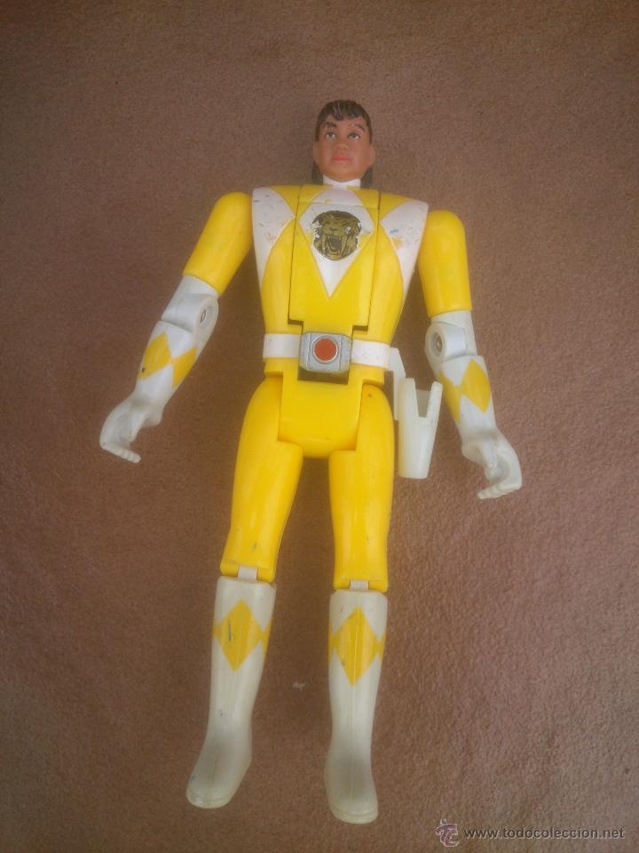 POWER RANGERS.BANDAI 1993 (Juguetes - Figuras de Acción - Power Rangers)