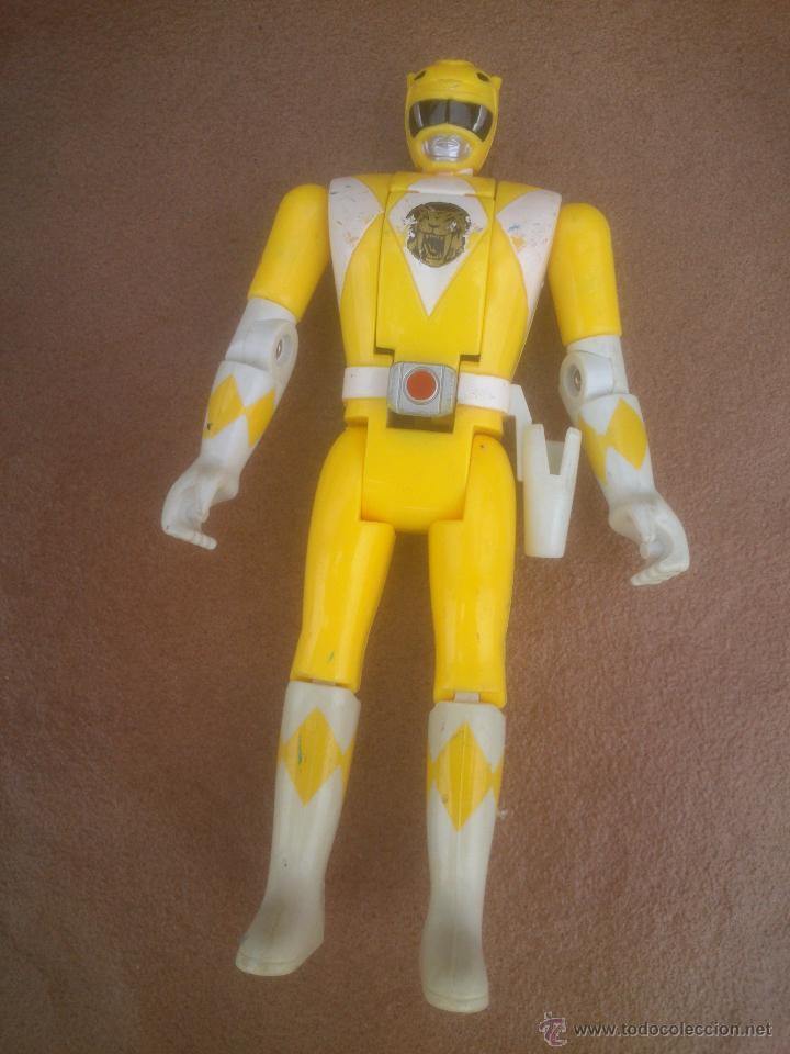 Figuras y Muñecos Power Rangers: POWER RANGERS.BANDAI 1993 - Foto 2 - 53849080