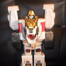 Figuras y Muñecos Power Rangers - TIGRE BLANCO, MEGAZORD TIGREZORD - POWER RANGERS 1º SERIE, 1993 - 30 cm - 54097329