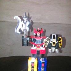 Figuras y Muñecos Power Rangers: MEGAZORD PVC ROBOT POWER RANGERS FIGURA FIGURAS ZORD MUNECO. Lote 55566778