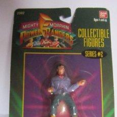 Figuras y Muñecos Power Rangers: POWER RANGERS COLECCIONABLES EN BLISTER. CC. Lote 55940444