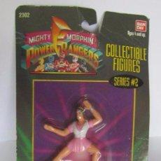 Figuras y Muñecos Power Rangers: POWER RANGERS COLECCIONABLES EN BLISTER. CC. Lote 55940460