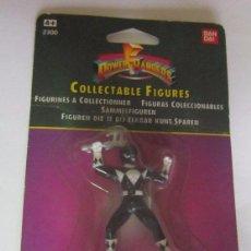 Figuras y Muñecos Power Rangers: POWER RANGERS COLECCIONABLES EN BLISTER. CC. Lote 140838361