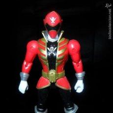 Figuras y Muñecos Power Rangers: RANGER ROJO/ RED - POWER RANGERS SUPER MEGAFORCE 2013.. Lote 56095076