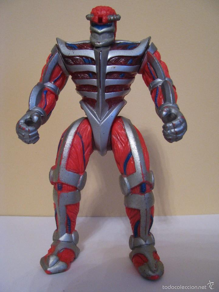 LORD ZEDD, FIGURA DE POWER RANGERS, BANDAI 1994 (Juguetes - Figuras de Acción - Power Rangers)