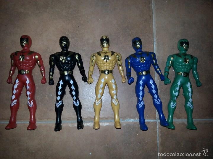 POWERS RANGERS (Juguetes - Figuras de Acción - Power Rangers)