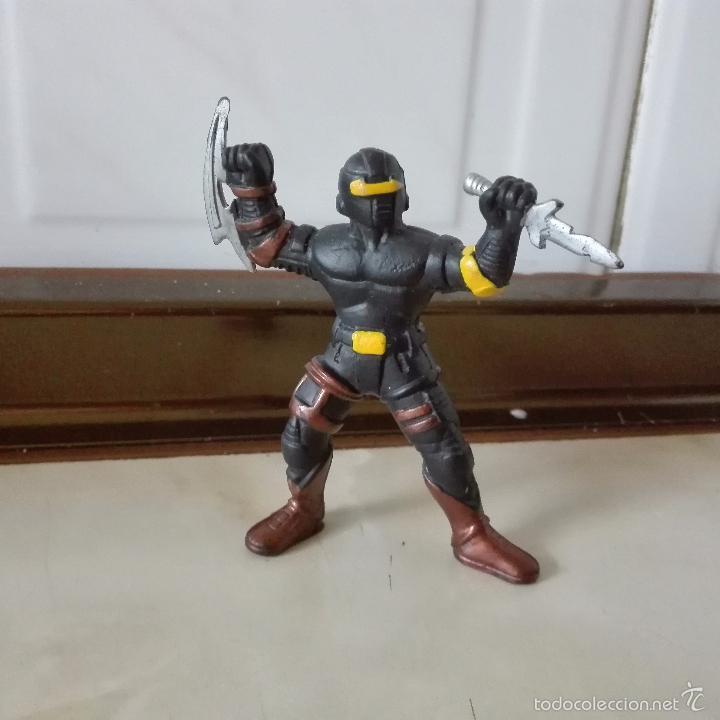 FIGURA DE GOMA POWER RANGERS CHAP MEI 1993 (Juguetes - Figuras de Acción - Power Rangers)