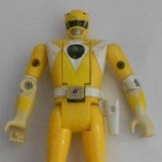 Figuras y Muñecos Power Rangers: POWER RANGER AMARILLO, DE BANDAI. Lote 147048892