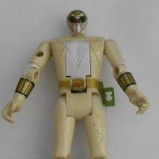 Figuras y Muñecos Power Rangers: POWER RANGER BLANCO, DE BANDAI. Lote 58157416
