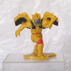 Figurines et Jouets Power Rangers: FIGURA PVC - LOS POWER RANGERS - GOLDAR - ORIGINAL DE BANDAI. Lote 58399075