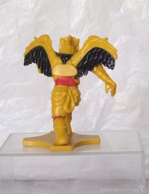 Figuras y Muñecos Power Rangers: FIGURA PVC - LOS POWER RANGERS - GOLDAR - Original de Bandai - Foto 2 - 58399075