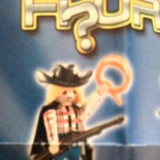 Figuras y Muñecos Power Rangers: FIGURA OESTE WESTERN SERIE 6 CHICOS PLAYMOBIL. Lote 58916115