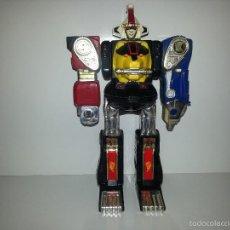 Figuras y Muñecos Power Rangers - ROBOT TRANSFORMER DE BANDAI POWER RANGERS DELUXE NINJA MEGAZORD 1995 BIOMAN - 60169823