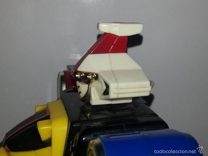 Figuras y Muñecos Power Rangers: ROBOT TRANSFORMER DE BANDAI POWER RANGERS DELUXE NINJA MEGAZORD 1995 BIOMAN - Foto 14 - 60169823