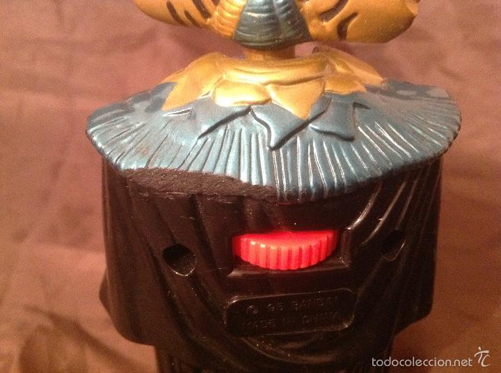 Figuras y Muñecos Power Rangers: Figura Master Vile Power Rangers Bandai año 95 rozada en la parte trasera - Foto 3 - 60211083