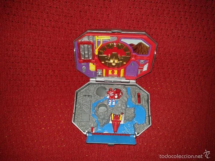 Figuras y Muñecos Power Rangers: FIGURA MINIATURA POWER RANGERS - Foto 2 - 60786299
