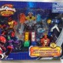 Figuras y Muñecos Power Rangers: POWER RANGERS SET MINI ADVENTURE,OPERATION OVERDRIVE. Lote 64322115
