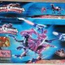Figuras y Muñecos Power Rangers: POWER RANGERS RED DINO THUNDER RAPTOR CHARGED. MIGHTY MORPHIN BANDAI. [NUEVO A ESTRENAR]. Lote 66886438
