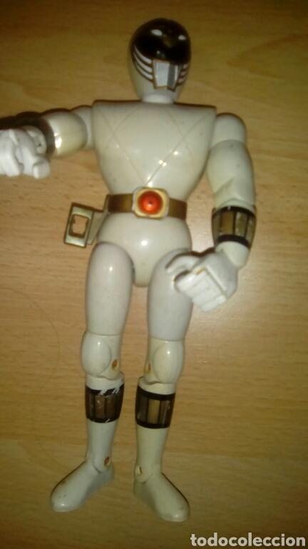 POWER RANGERS BANDAI 1993 (Juguetes - Figuras de Acción - Power Rangers)
