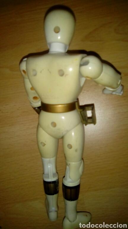Figuras y Muñecos Power Rangers: Power rangers bandai 1993 - Foto 4 - 69360990