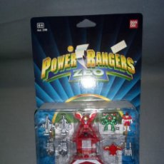 Figuras y Muñecos Power Rangers: 318- POWER RANGERS ZEO ZORD V MICRO BASE BANDAI 1996 REF 2591 NEW OLD STOCK. Lote 70531121