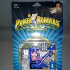 Figuras y Muñecos Power Rangers: 318- POWER RANGERS ZEO ZORD I MICRO BASE BANDAI 1996 REF 2594 NEW OLD STOCK. Lote 70531581