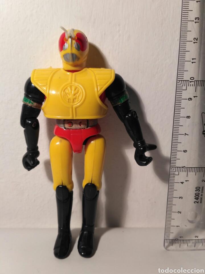 FIGURA DE ACCIÓN BOOTLEG MASKED RIDER POWER RANGERS RANGER (Juguetes - Figuras de Acción - Power Rangers)