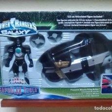Figuras y Muñecos Power Rangers: POWER RANGERS - LOST GALAXY - CAPSULAR CYCLE - BANDAI REF. 4396 ¡NUEVO A ESTRENAR!. Lote 26501948