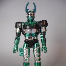 Figuras y Muñecos Power Rangers: SABAN´S BIG BAD BEETLEBORGS GREEN HUNTER BEETLEBORG FIGURA BANDAI 1998. Lote 78806269