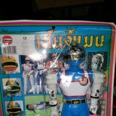Figuras y Muñecos Power Rangers: BOOTLEG BIOMAN MAZINGER Z POWERS RANGERS . Lote 81214835