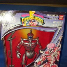 Figuras y Muñecos Power Rangers: POWER RANGERS LORD ZEDD EVIL SPACE ALIENS. Lote 82963124