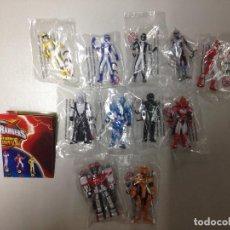 Figuras y Muñecos Power Rangers - 11 figuras pawer rangers 7 cm - 84155636